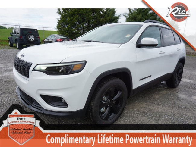 New 2019 Jeep Cherokee ALTITUDE 4X4 Sport Utility For Sale Alcoa TN