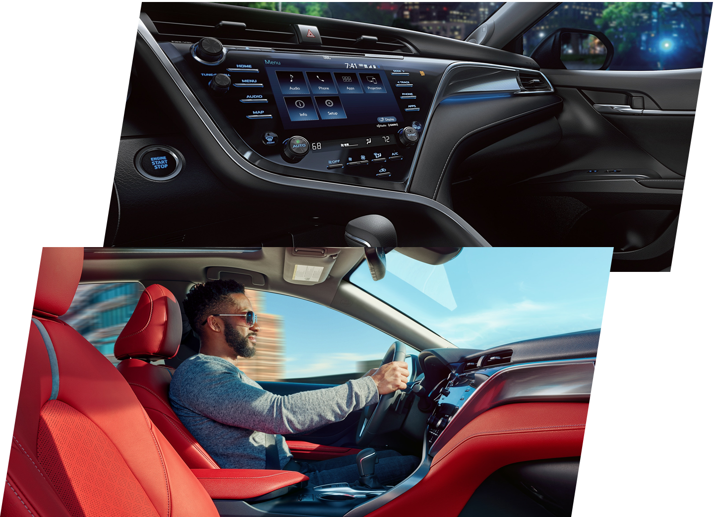 performance unleash your inner thrill seeker the 2019 toyota camry