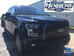 2016 Ford F-150 Lariat Crew Cab Long Bed Truck in Archbold, OH