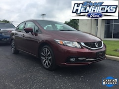 Used 2015 Honda Civic EX-L Sedan in Archbold, OH