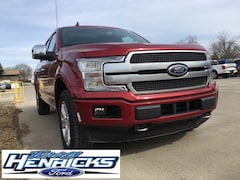 New 2019 Ford F-150 Platinum Truck in Archbold, OH