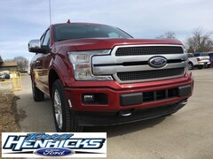 2019 Ford F-150 Platinum Truck in Archbold, OH