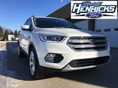 New 2019 Ford Escape Titanium SUV in Archbold, OH