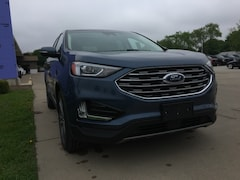 New 2019 Ford Edge Titanium Crossover in Archbold, OH