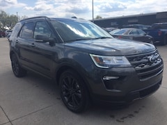 New 2019 Ford Explorer XLT SUV in Archbold, OH