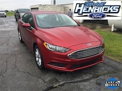 Used 2017 Ford Fusion SE Sedan in Archbold, OH