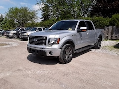Used 2011 Ford F-150 FX4 Crew Cab Short Bed Truck in Archbold, OH