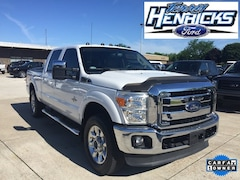 2012 Ford F-250 Lariat Crew Cab Truck in Archbold, OH