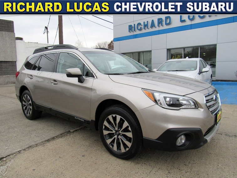 Used 2016 Subaru Outback 3.6R Limited SUV in Avenel