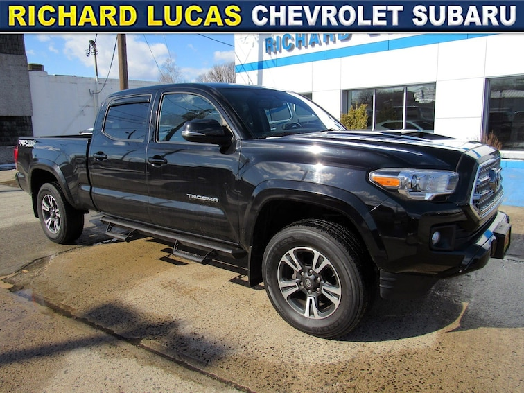 Used 2016 Toyota Tacoma TRD Off Road V6 Truck Double Cab in Avenel