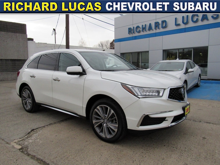 Used 2017 Acura MDX V6 SH-AWD with Technology Package SUV in Avenel