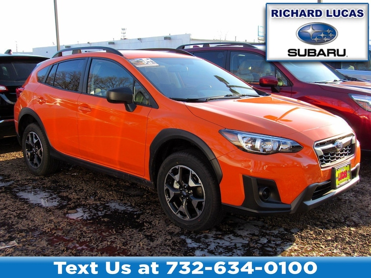 New 2019 Subaru Crosstrek 2.0i SUV in Avenel
