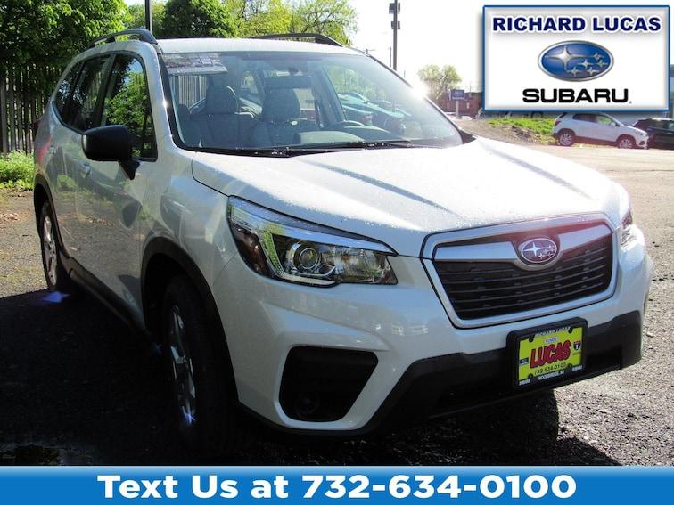 New 2019 Subaru Forester Standard SUV in Avenel