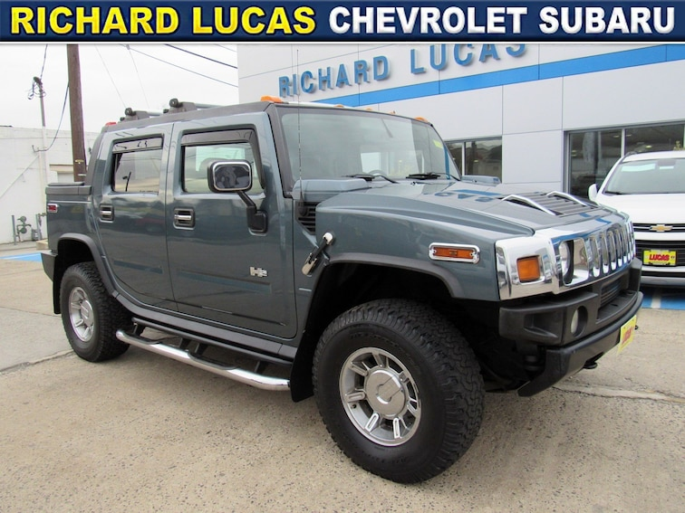 Used 2005 HUMMER H2 SUT Base SUV in Avenel