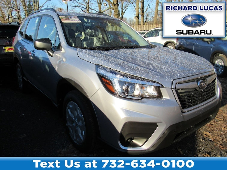 New 2019 Subaru Forester Standard SUV in Avenel