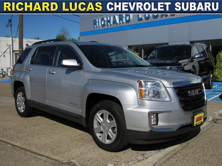 Used 2016 GMC Terrain SLE-2 SUV in Avenel
