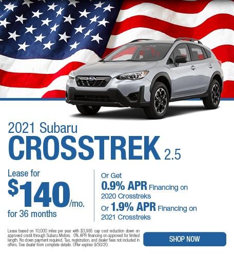 2021 Subaru Crosstrek 2.5