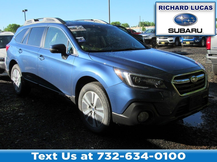New 2019 Subaru Outback 2.5i Limited SUV in Avenel