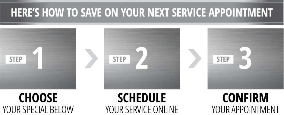 Richardson new used car service maintenance repair for Mercedes benz oil change coupon