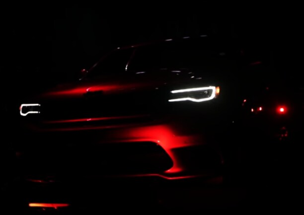 Grand Cherokee Trackhawk Reveal