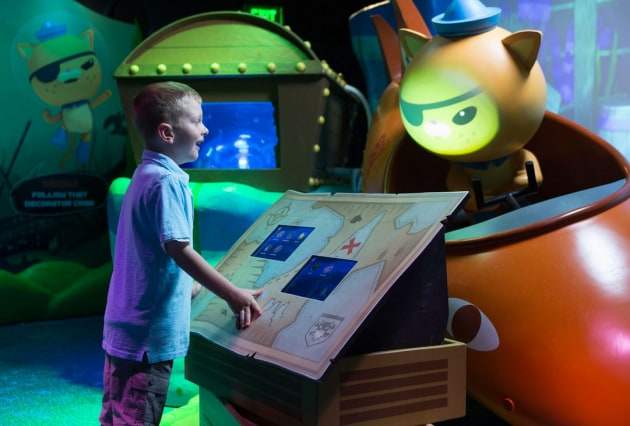 Ultimate Octonauts Experience at Sea Life Grapevine