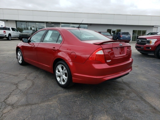 Used 2012 Ford Fusion SE For Sale | Standish MI  Stock #:7736A