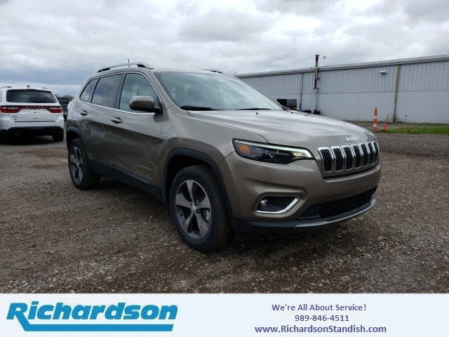 New Jeep Inventory for Sale in Standish MI | Richardson CDJR