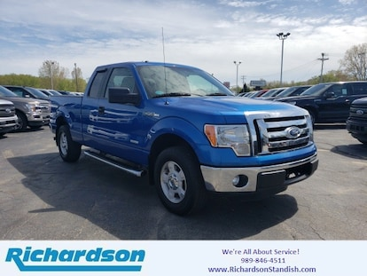 Richardson Ford Standish >> Used 2011 Ford F 150 For Sale Standish Mi Stock 3359a