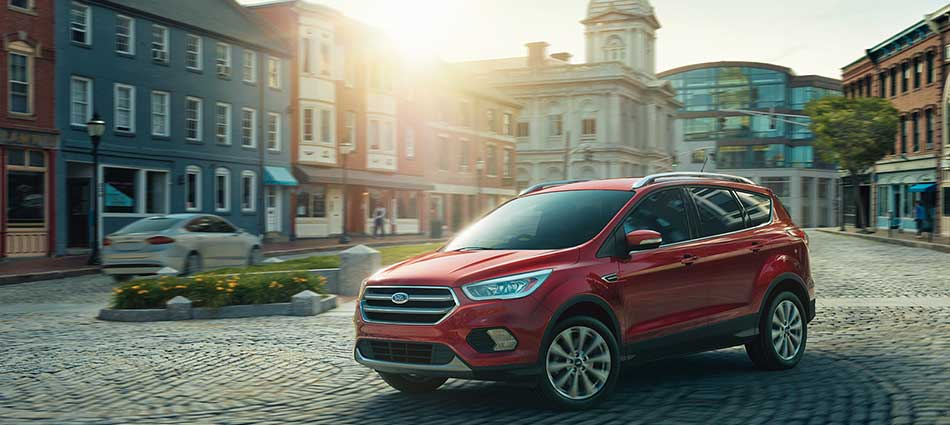 New Ford Escape Standish MI
