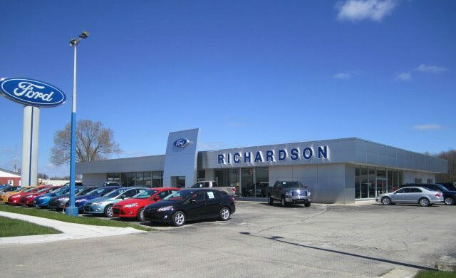 Richardson Ford Standish >> About Richardson Ford Inc Standish New Ford And Used Car Dealer