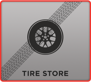 Tire Store at Fort Collins Mitsubishi