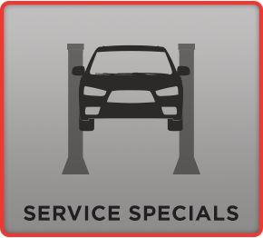 Service Specials at Richfield Bloomington Mitsubishi
