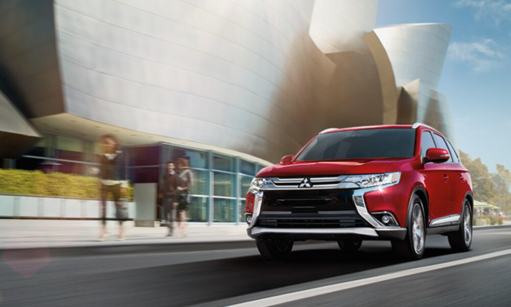 2016 Outlander at Richfield Bloomington Mitsubishi
