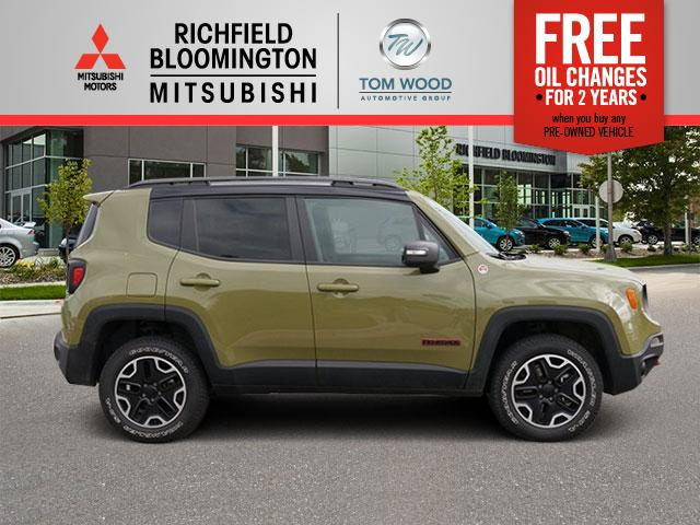 2015 Jeep Renegade Trailhawk SUV