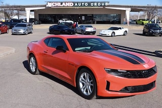 2021 Chevrolet Camaro 1LS Coupe