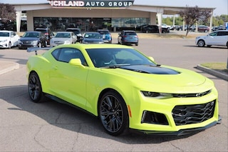 2021 Chevrolet Camaro ZL1 Coupe