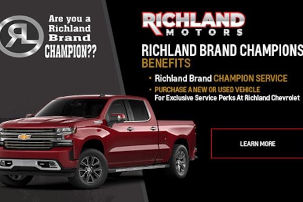 New Chevrolet Gmc Buick Used Car Dealer Roswell Richland Motors