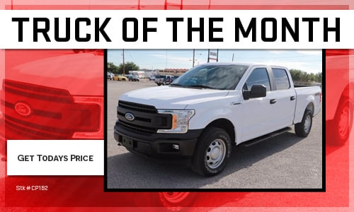 Truck of the Month