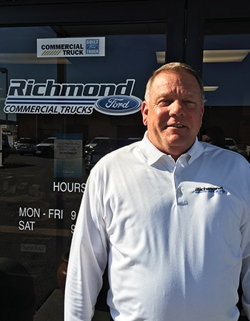 Richmond Ford Lincoln >> Richmond Ford Commercial Truck Center Staff