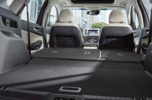 Ford Edge Cargo Capacity