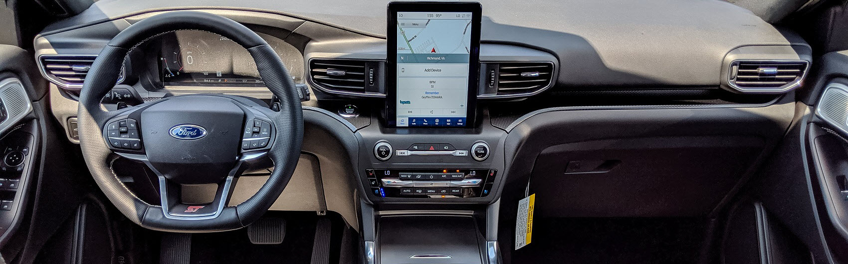 2020 ford explorer interior richmond va   richmond ford