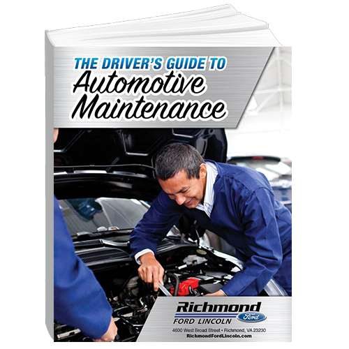 Guide To Automotive Maintenance Ebook Richmond Va Richmond Ford