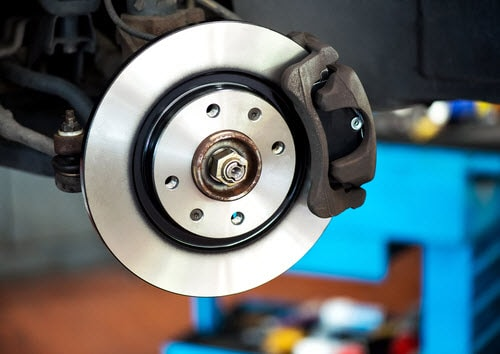 Ceramic Vs Metallic Brake Pads >> Brake Pads vs Brake Rotors Richmond, VA | Richmond Ford ...