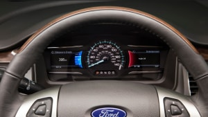 Ford Dashboard Lights