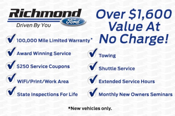 New & Used Ford Dealership in Richmond, VA