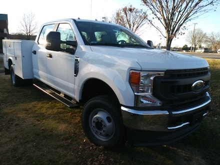 2020 Ford F-350SD XL Crew Cab
