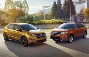 Ford Edge Vs Ford Explorer