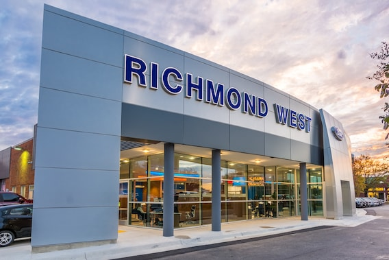 Richmond Ford West >> About Richmond Ford West