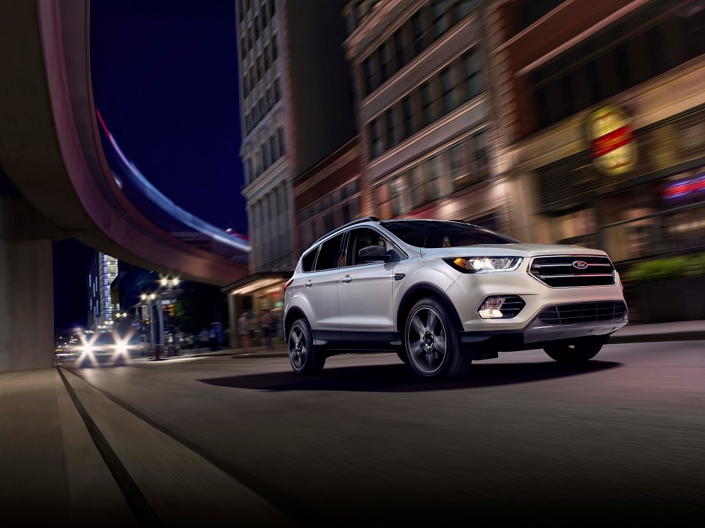 Ford Escape Vs Nissan Rogue Glen Allen Va Richmond Ford West