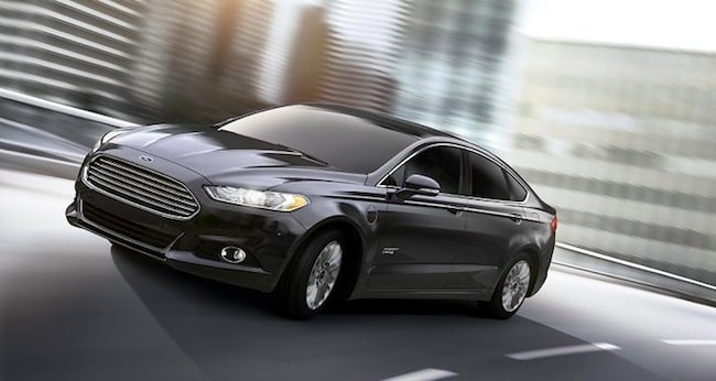 2018 Ford Fusion Hybrid Review Short Pump Ford Dealer